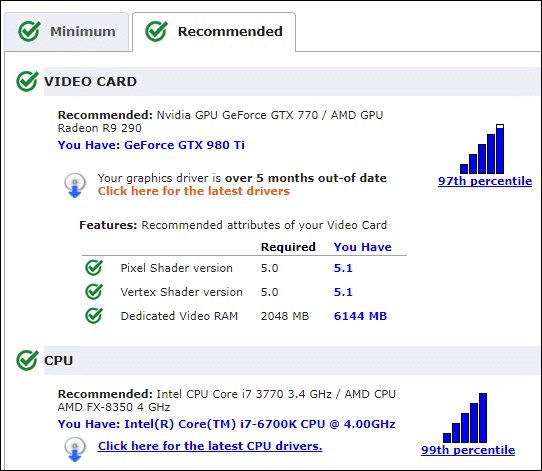Quickly Check If Your Computer Can Run a PC Game