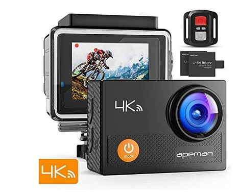 best video camera for sports action