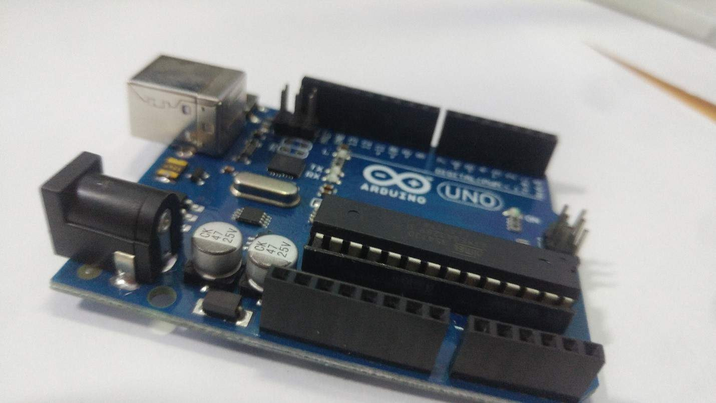 Build Gas sensing system with Arduino, 16X2 LCD and MQ2