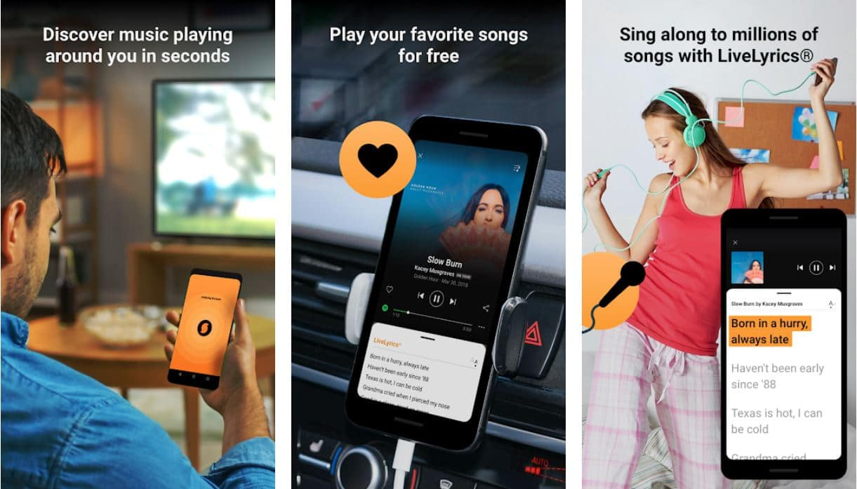 TuneFind and other Musical Identifier To Identify Songs