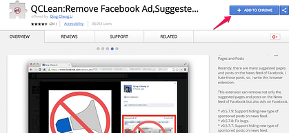 How to get rid of Facebook ads easily