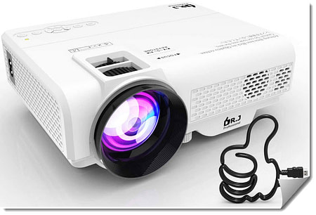 9 Of The Best Projector Under 100 $ - Reviewed