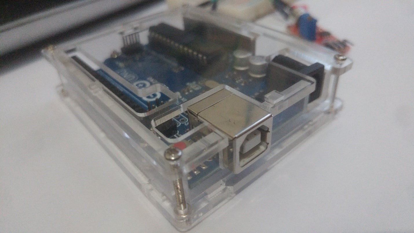 How to use the sound sensor in the Arduino UNO