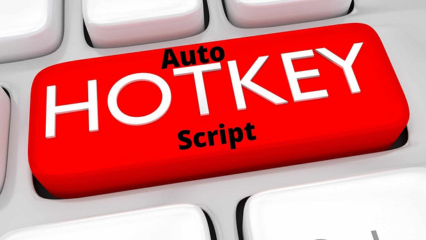 Best AutoHotKey Script To Make Your Life Easier