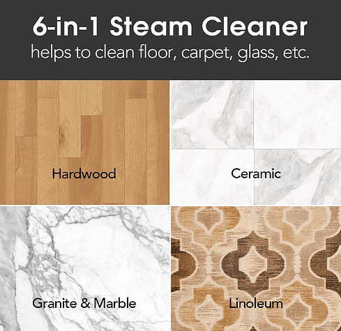 best steam mop for laminate floors canada