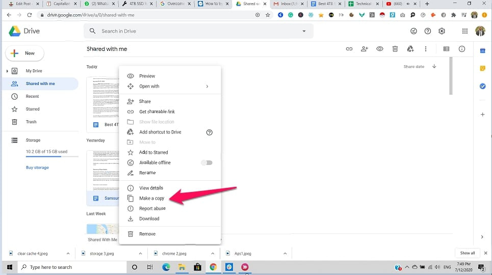 Can't Download From Google Drive: Possible Solutions
