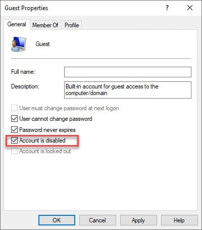 Windows 10 Guest Account: Step-By-Step Guide To Manage It