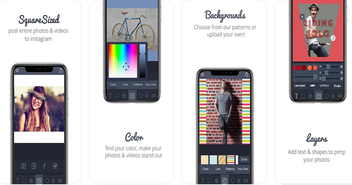 11 Best Square Photo Apps For Android and iOS
