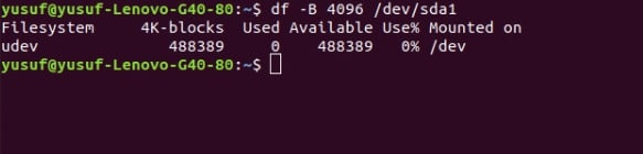 What is Inode in Linux? What if I run out of Inode?