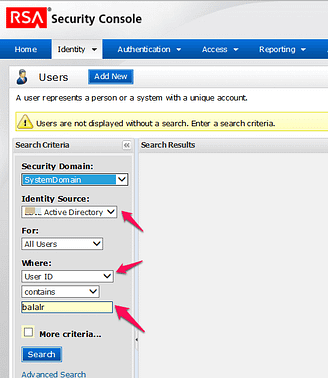 How to assign Tokens to User In RSA Authentication Manager
