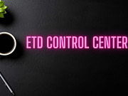 ETD Control Center What It Is, What It Does In Your System