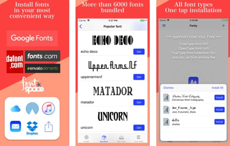 11 Of The Best Calligraphy Apps To Explore a Ton Of Writing Styles