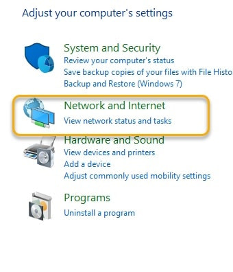 Fix Ethernet Does Not Have Any Valid IP Configuration