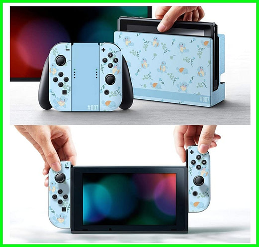 7 Of The Best Nintendo Switch Skins to Use In 2021