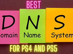 Best DNS Servers For PS4 and PS5