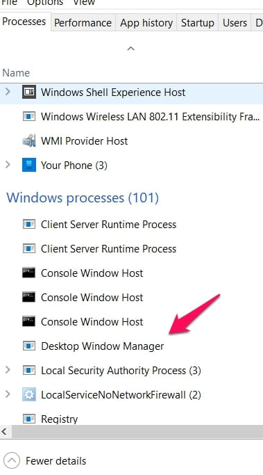 Desktop Window Manager: What It Is, Why It Is Running