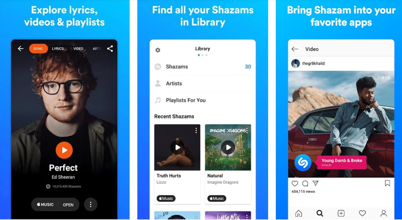 TuneFind and other Music Identifier To Identify Songs