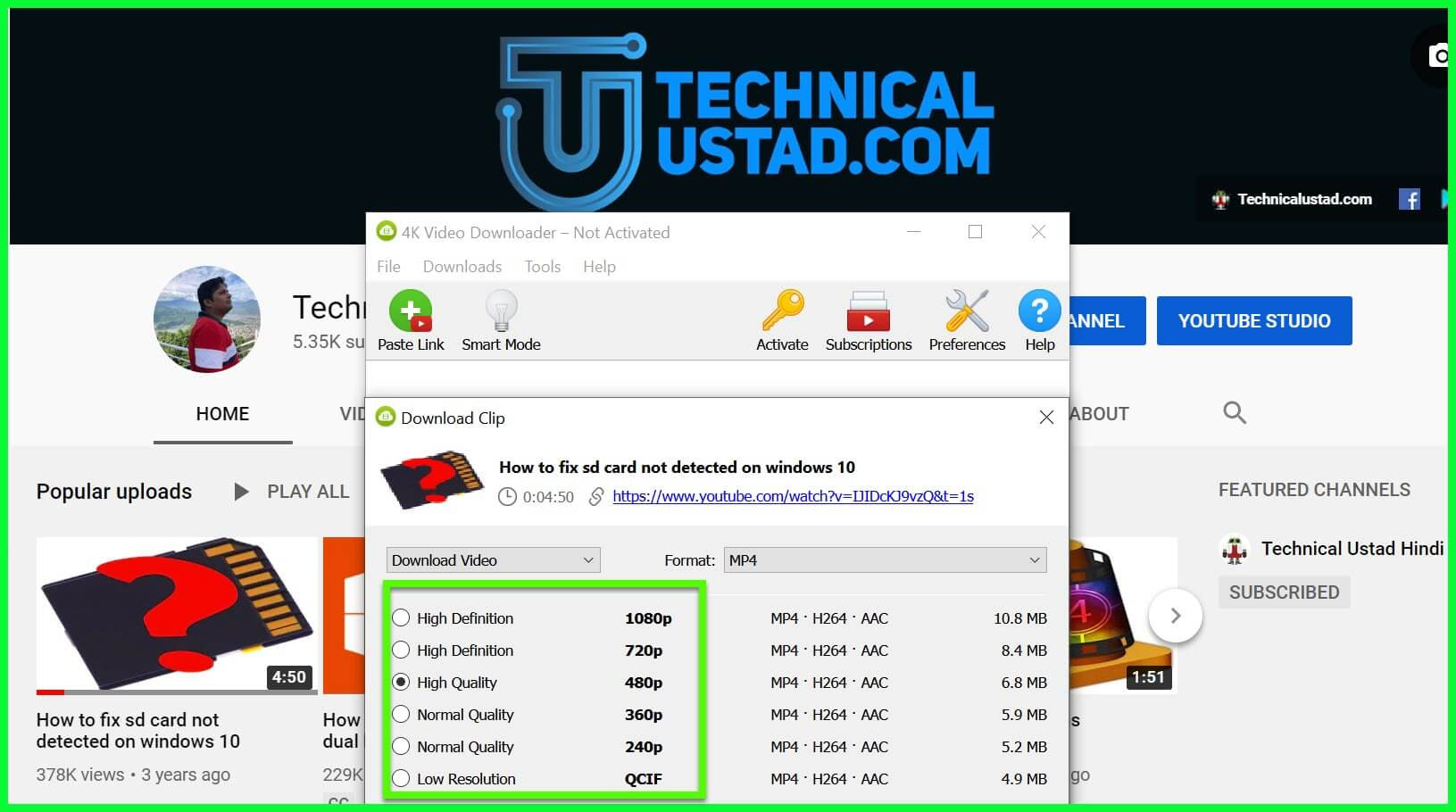 Best Youtube Downloader Applications