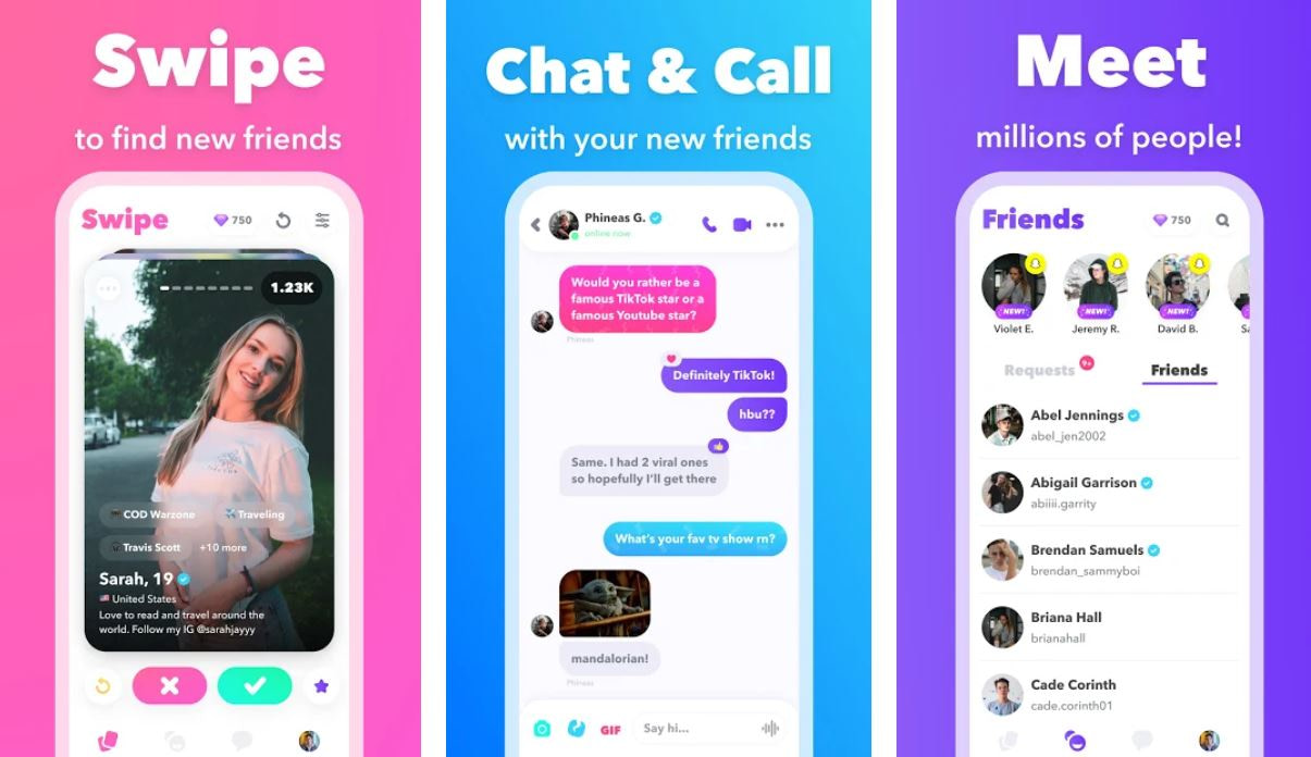 25 Of The Best Apps To Make Friends