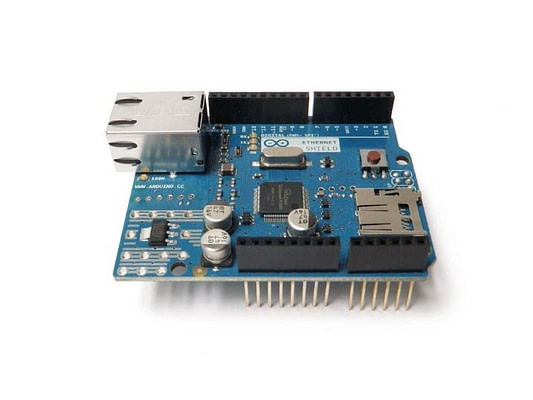 How to Connect Arduino to internet with Ethernet Shield