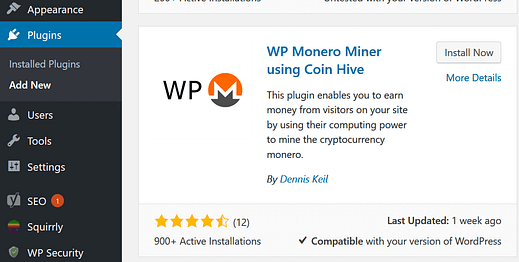 How to Block Cryptocurrency Miners in Your Web Browser