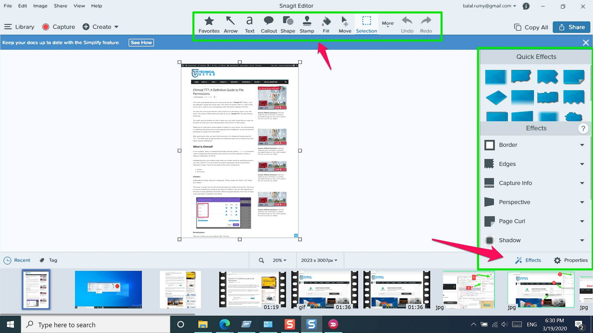 Take Screenshot Of Whole Page in Chrome