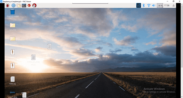 How to Control Raspberry Pi remotely from your PC using VNC