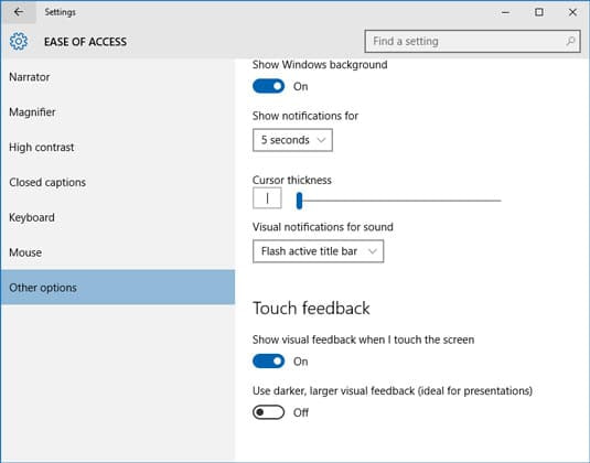 How To Disable Touch Screen In Windows 10