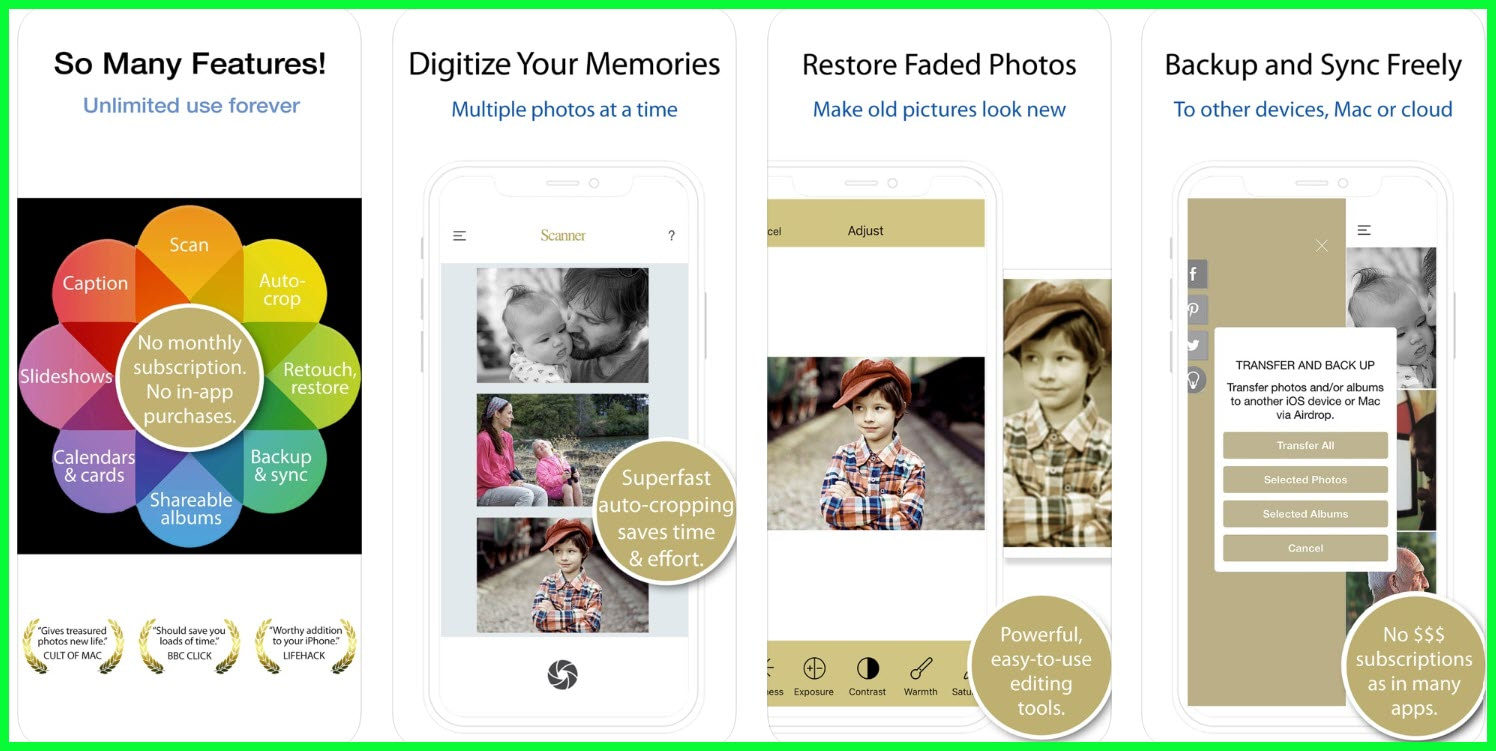 11 Of The Best Photo Scanner Apps For Android & iOS