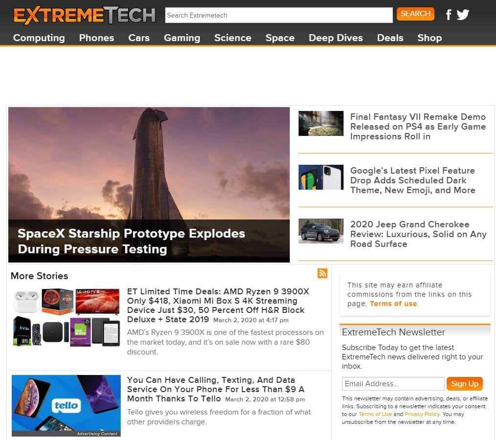 25 Of The Best Technology Websites For Tech Enthusiasts