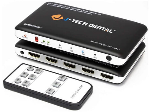 Best HDMI Switches to Connect Multiple Devices to Your TV