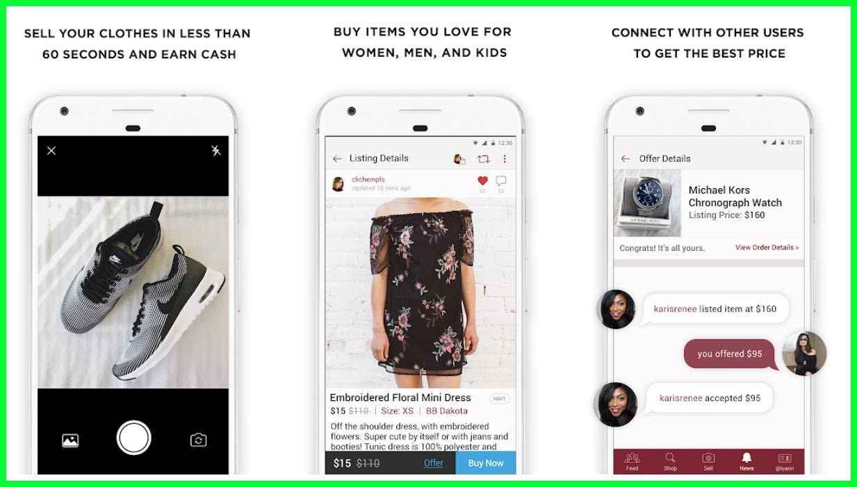 Best Apps To Sell Clothes
