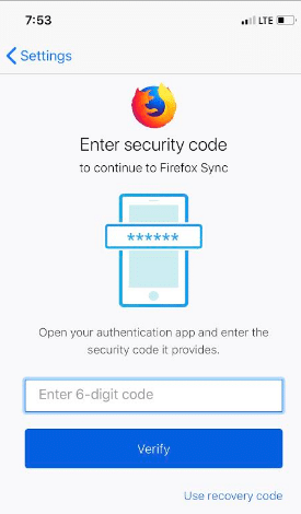 How to Set Up Two-Factor Authentication For Firefox Account