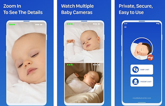 11 Of The Best Baby Monitor App To Keep an Eye on Your Baby