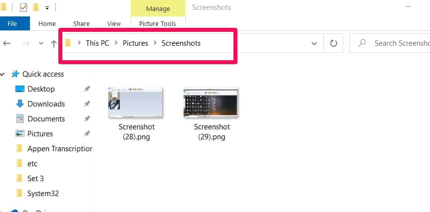 Where Are Screenshots Saved On Windows, Android & iOS