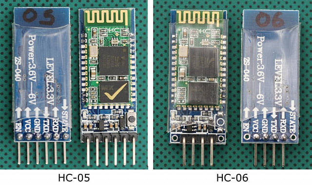 Getting Start with Arduino and Bluetooth Module HC-06/ HC-05