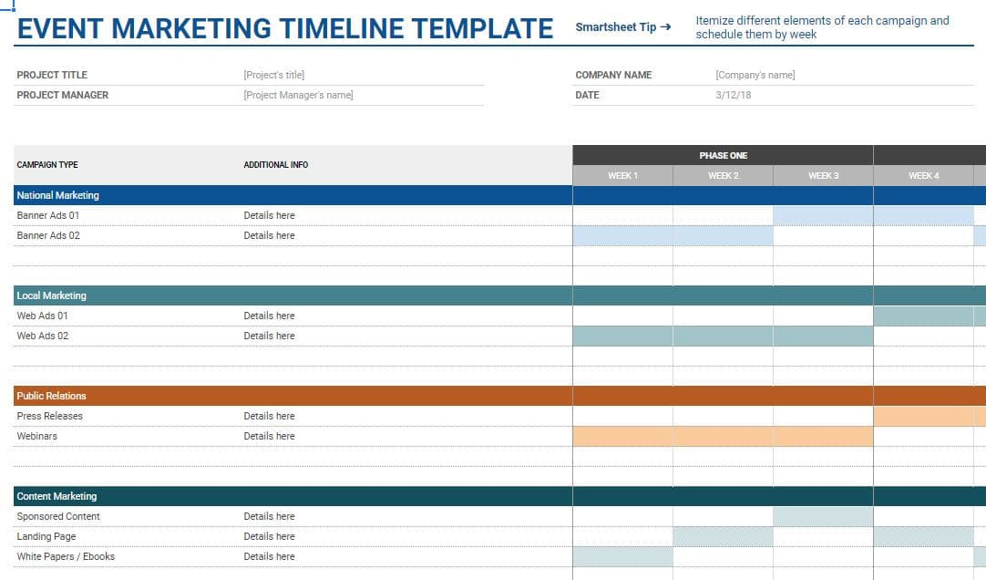 15 of The Best Google Sheets Templates in 2021