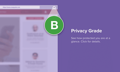 Protect your privacy using DuckDuckGo App