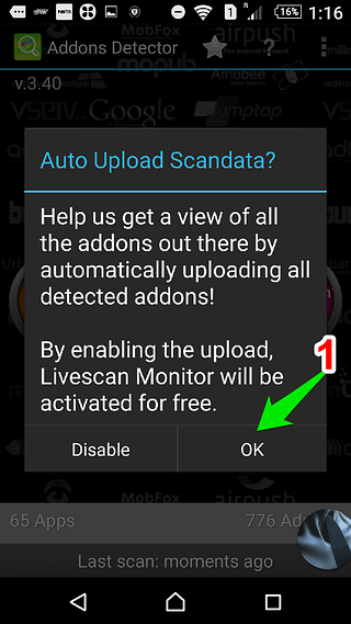 How to Stop your Android apps installing junk