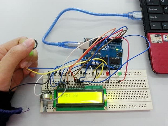 How to Build DIY Heart Rate Monitor with Arduino
