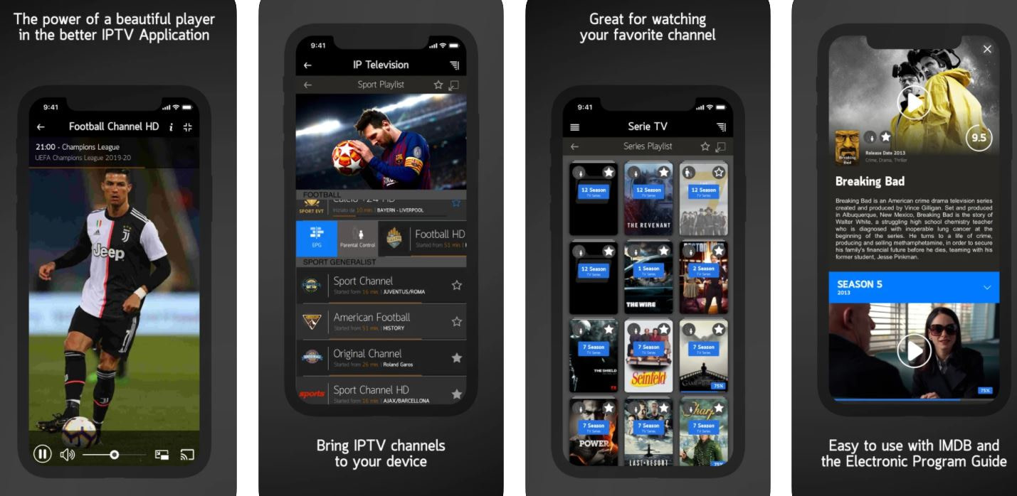 15 Of The Best IPTV Apps For Apple TV
