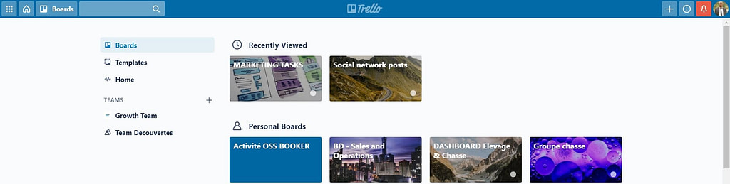 How To Organize Processes With Trello ( Step-by-Step )