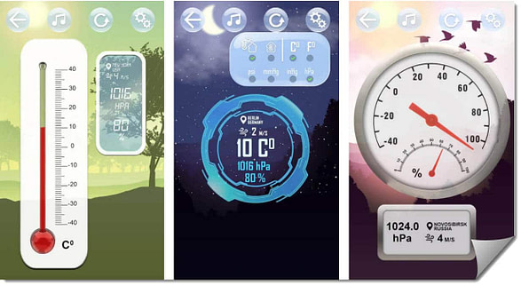 9 Of The Best Thermometer Apps To Measure The Temperature