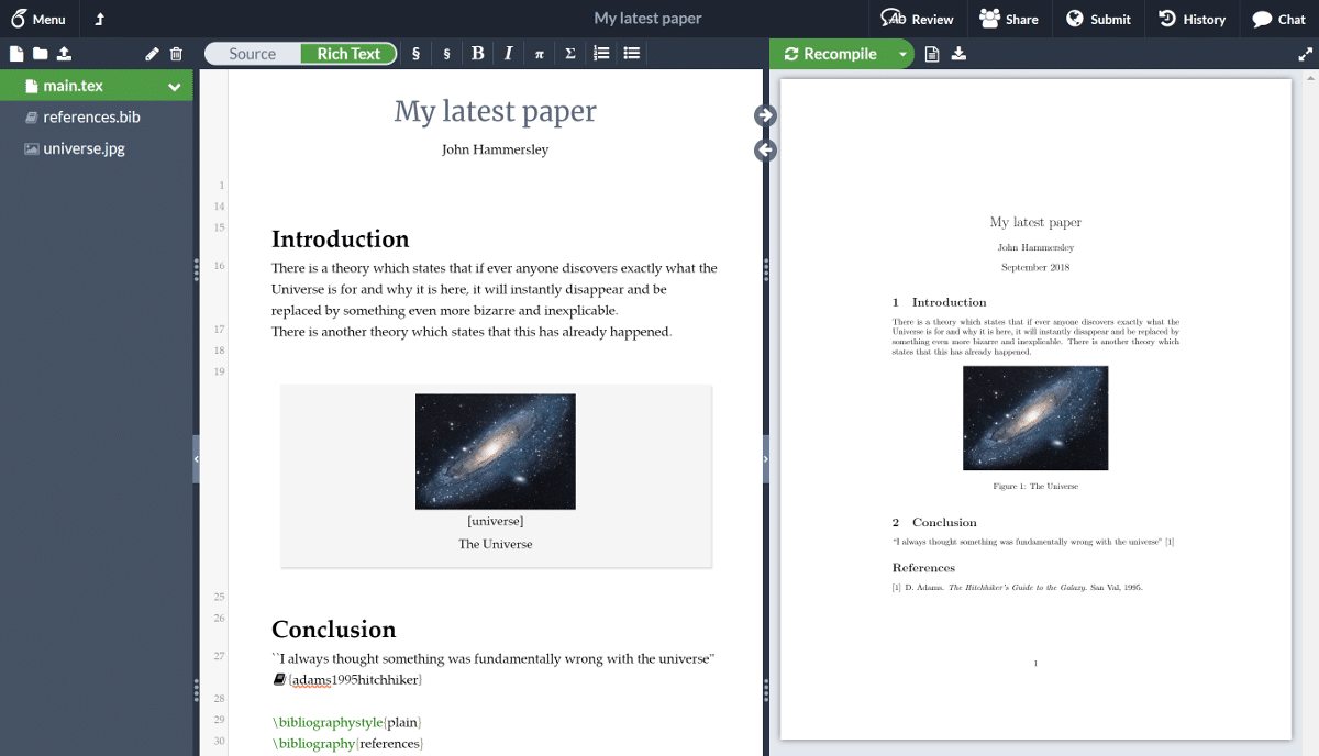 9 Of The Best Latex Editor You Should Use