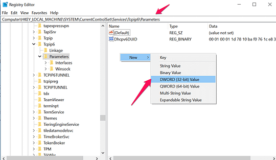 How to Fix Ethernet does not have any valid IP configuration