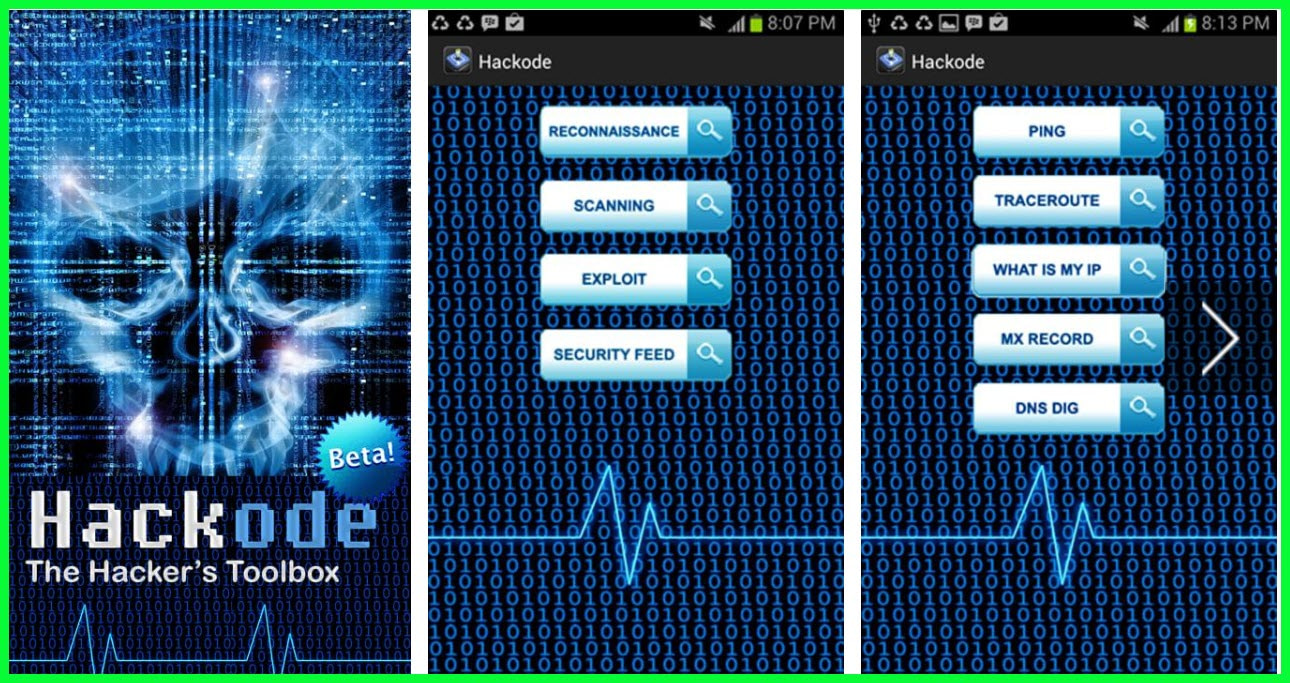 17 Of The Best Hacking Apps For Android