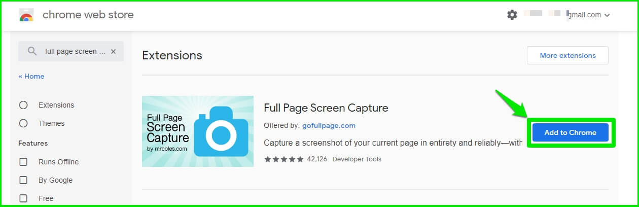 Best Methods To Take Screenshot Of Whole Page in Chrome