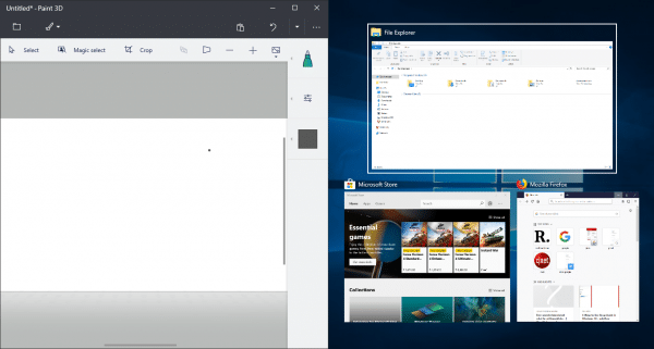 How to use Snap Assist in Windows 10
