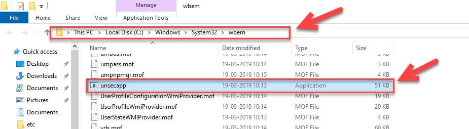 What is Unsecapp.exe? Why is it causing High CPU Usage