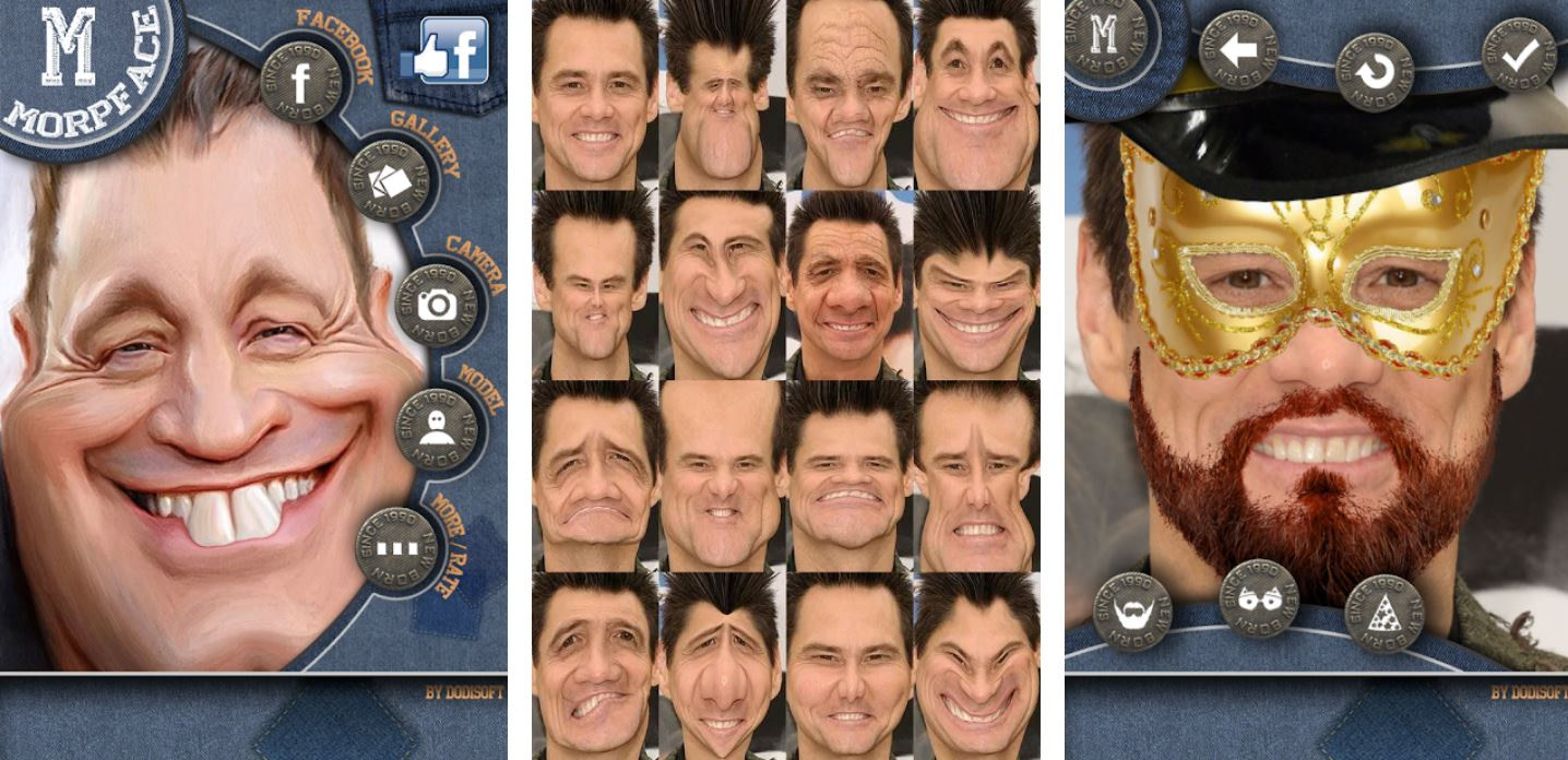 Best Distorted Face Apps 2